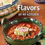 Flavors of My Kitchen Cookbook in English