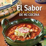Flavors of My Kitchen Cookbook in Spanish