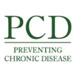 Logo for Preventing Chronic Disease