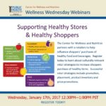 Healthy Retail Strategies